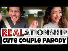 (REAL)ATIONSHIP: CUTE COUPLE PARODY w/ David Dobrik | Lizzza