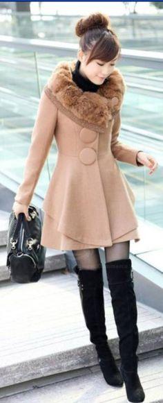 Cozy Woolen Fashion Ideas For Women (2)