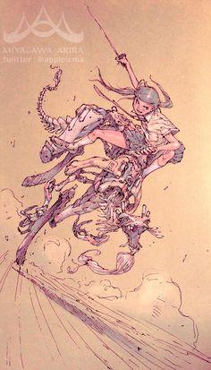 ArtStation - 28, Akira Miyagawa