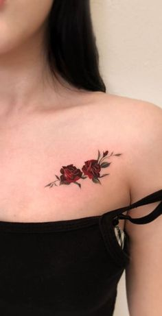 Feed your ink addiction with 50 of the most beautiful rose tattoo designs for men . - Feed your ink addiction with 50 of the most beautiful rose tattoo designs for men … – Feed your - Dainty Tattoos, Pretty Tattoos, Unique Tattoos, Beautiful Tattoos, Flower Tattoos, Small Tattoos, Rose Tattoos For Women, Tattoos For Guys, Tattoo Women