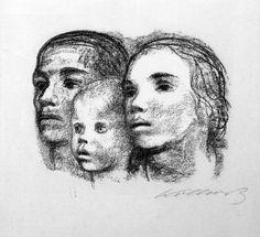 Pasquale Iannetti Art Gallery - Kathe Kollwitz
