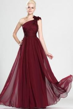 Einfach Eleganz Abendkleid Simple Elegant Evening Dress | Aone17 - Clothing on ArtFire...now I need a place to wear this!