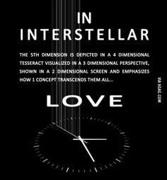 The Ending of Interstellar...