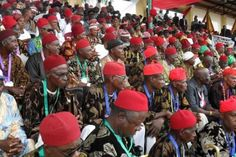 The Igbo are not harmless and blameless: At a wedding party in Washington DC, an Igbo DJ and a Yoruba band, alternately, entertained the…