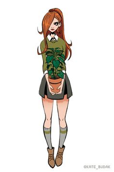 Class is in session- Poison Ivy