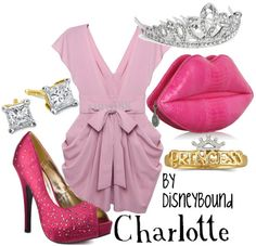 The Princess and the Frog - Charlotte