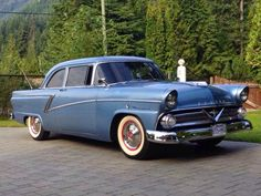 1955 Mercury Meteor Niagara...built in Canada by Ford......