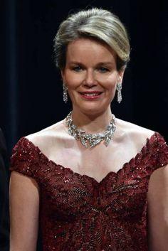 koningin mathilde 29-11-2016 nederland