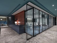 WAN INTERIORS:: cnYES by Waterfrom Design co. Ltd. in Taipei