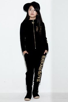 Stylish Printed Long Sleeve Star Zipper Fly Jacket + Pants Twinset... £11.75