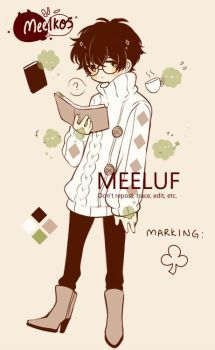 Meelkos #1: Auction [CLOSED] by Meeluf