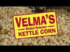 Small Gift Ideas - Kettle Corn! $20 http://velmas.org