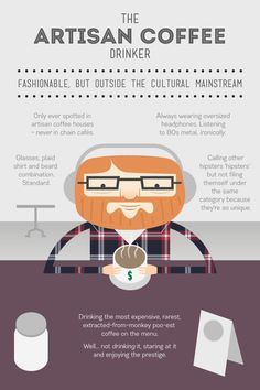 What Does The Coffee You Drink Say About Your Personality?