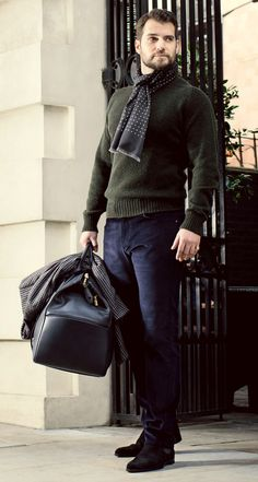 Just Me and my Thoughts — Henry Cavill - Dunhill and Mini Clubman Photoshoot...