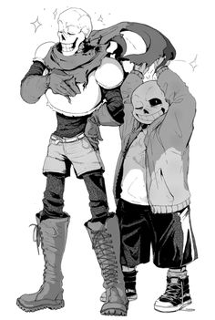 Ha, Sans is like Paps scarf is in my face but imma hold it up
