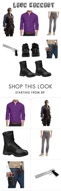 """Resident Evil"" by hjackets ❤ liked on Polyvore"