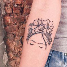 Over 70 female tattoos to inspire you in 2019 - Love in Ink Hot Tattoos, Mini Tattoos, Unique Tattoos, Beautiful Tattoos, Body Art Tattoos, Small Tattoos, Sleeve Tattoos, Tatoos, Medium Tattoos