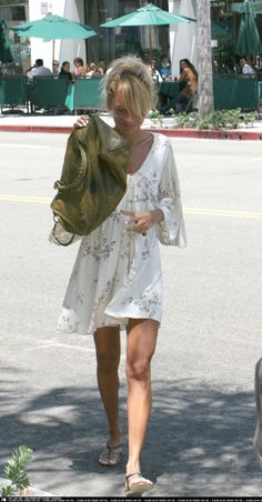 Nicole Richie - I want this dress!