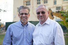 Newgard Development Group Breaks Ground on Downtown Miami's Centro Condominium. | MetroCitizen Magazine. Steve Feller, Ron Moore.