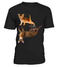 "# Abyssinian Cartoon Cat Animal Pet .  Abyssinian HOW TO ORDER: 1. Select the style and color you want:  2. Click ""Reserve it now"" 3. Select size and quantity 4. Enter shipping and billing information 5. Done! Simple as that! TIPS: Buy 2 or more to save shipping cost! caterpillar, about animals,cute cats,burmese cat, animal world,cat stuff, pet the cat,cat problems, animal love,cat breeds,cats for pets,cat health,cat house"
