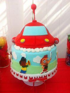 Little Einstein cake