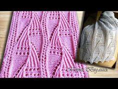 Aran Knitting Patterns, Knitting Videos, Crochet Baby, Diy And Crafts, Knits, Stitches, Youtube, Crafting, Fashion