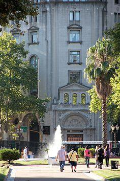Plaza de Mayo - Nuevo Banco Italiano (hoy BBVA Banco Francés) | Buenos Aires for 91 Days