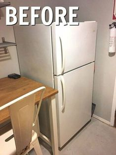 """I wish I'd seen this before replacing my fridge!"" said a reader when she saw this amazing transformation"