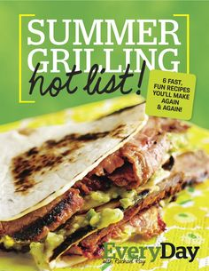 Grill out, Chill out! 6 Amazing Summer Grilling Recipes