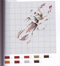 Just Cross Stitch, Simple Cross Stitch, Cross Stitch Flowers, Cross Stitching, Cross Stitch Embroidery, Cross Stitch Patterns, Machine Embroidery, Cross Stitch Alphabet, Cross Stitch Animals