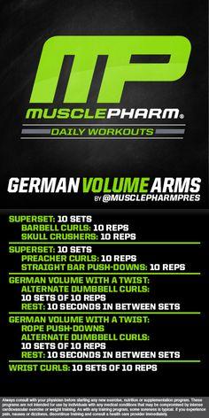 German Volume Arms