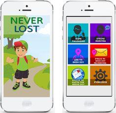 Never Lost: Εφαρμογή από μαθητές της Κέρκυρας για να μη χάνεται κανένα παιδί
