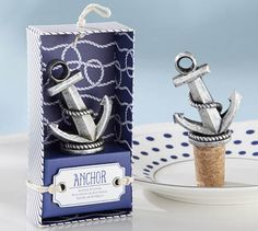 """Nautical"" Anchor Bottle Stopper"