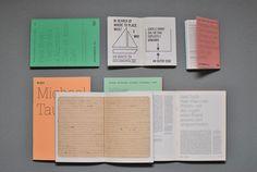 dOCUMENTA (13) notebooks