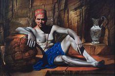 Aurelio Bruni, 1955 | Hyperrealist /Symbolist painter | Tutt'Art@ | Pittura * Scultura * Poesia * Musica |