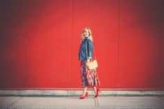 midi skirt on Mademoiselle Jules www.mllejules.com photogarphy by Patricia Brochu