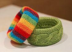 Pulseras tejidas de moda ~ Solountip.com