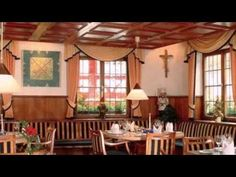 Hotel Krone - Pfullendorf - Visit http://germanhotelstv.com/krone-pfullendorf This historic 3-star hotel offers country-style rooms with free minibar and a traditional German restaurant. It is located in Pfullendorf in Baden-Württemberg. -http://youtu.be/4ASl30dHZe0