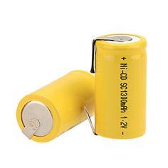 12 x Wiederaufladbare Batterie SC Ni-Cd mit Lötfahnen Batterie Rechargeable, Yellow Submarine, Selfie Stick, Clearance Sale, Consumer Electronics, Smartphone, Marketing, Ebay, Stuff To Buy