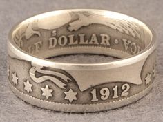 Video Tutorial: Turn a quarter (or any coin) into a ring. Very cool.
