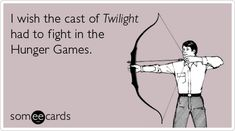 Twilight vs. Hunger Games
