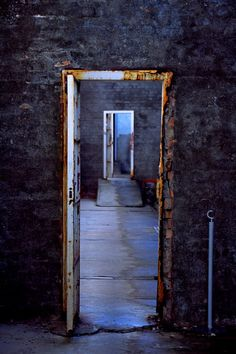 Robben Island. Prison that held Nelson Mandela.  Cape Town, South Africa.