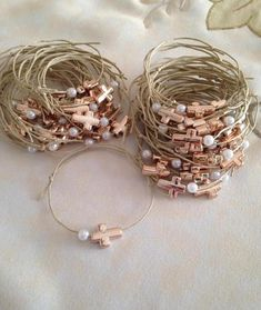 50 pcs Martyrika bracelet-Witness Pins-Orthodox Baptism