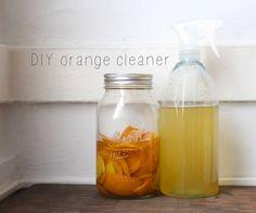 12 Amazing Ways to Use Orange Peels for Home12