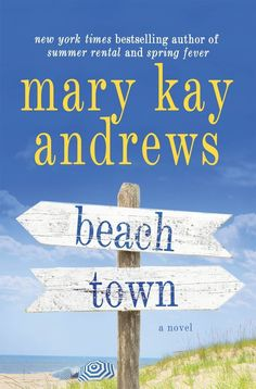It wouldn't be Summer without another page turner from Mary Kay Andrews. In Beach Town, a movie scout looks for the perfect beach for a big budget movie — her last chance at redemption after film crews utterly destroyed her last location. She finds a hidden Florida beach, but the mayor isn't too keen on a movie crew descending on his sleepy unspoilt town. But can love change his mind?