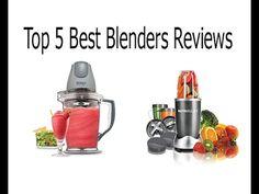 Top Five Best Food Blenders Review 2016 | Best Food Blender Reviews