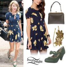 Taylor Swift's Clothes & Outfits | Steal Her Style | - Taylor Swift Style Steal