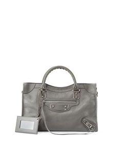 Balenciaga Classic Metallic Edge City Bag ebe6064e6d869