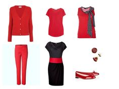 The Vivienne Files: Imaginary shopping: extravagantly red