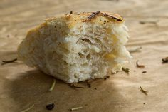 Focaccia with Onion and Rosemary by bakeorbreak, via Flickr
